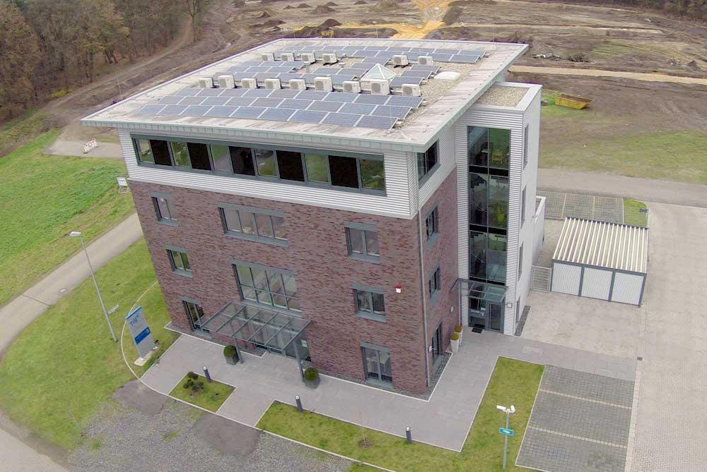 Schlatt & Söhne - Referenz Verwaltungsgebäude