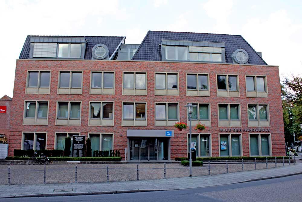 Schlatt & Söhne - Referenz Haus des Handwerks