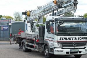 Schlatt & Söhne - Autokran