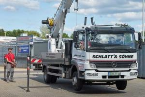 Schlatt & Söhne - Autokranaufbau